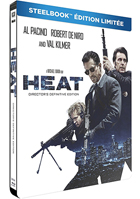 Heat: Director's Definitive Edition: Limited Edition (Blu-ray-FR)(SteelBook)
