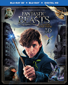 Fantastic Beasts And Where To Find Them 3D (Blu-ray 3D/Blu-ray)