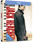 Jack Reacher: Never Go Back: Limited Edition (Blu-ray-GR)(SteelBook)