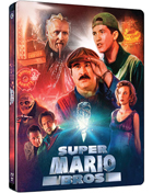 Super Mario Brothers: Limited Edition (Blu-ray-UK)(SteelBook)