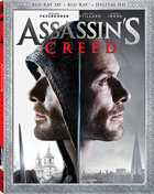 Assassin's Creed: Collector's Edition (Blu-ray 3D/Blu-ray)