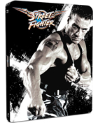 Street Fighter: Limited Edition (Blu-ray-UK)(SteelBook)