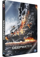 Deepwater Horizon: Limited Edition (Blu-ray-FR)(SteelBook)