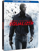 Equalizer: Limited Edition (Blu-ray-FR)(SteelBook)