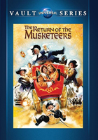 Return Of The Musketeers: Universal Vault Series
