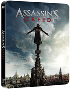 Assassin's Creed: Limited Edition (Blu-ray 3D-UK/Blu-ray-UK)(SteelBook)