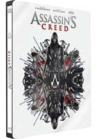 Assassin's Creed: Limited Edition (Blu-ray-FR)(SteelBook)