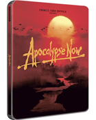 Apocalypse Now: 3 Disc Collector's Limited Edition (Blu-ray-UK)(SteelBook)