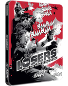 Losers: Limited Edition (2010)(Blu-ray-UK)(SteelBook)