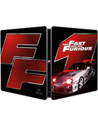 Fast And The Furious: Limited Edition (Blu-ray-IT)(SteelBook)