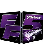 Fast Five: Limited Edition (Blu-ray-IT)(SteelBook)