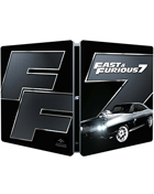Furious 7: Limited Edition (Blu-ray-IT)(SteelBook)