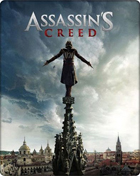 Assassin's Creed: Limited Edition (4K Ultra HD/Blu-ray)(SteelBook)