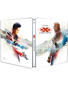 xXx: Return Of Xander Cage: Limited Edition (Blu-ray-IT)(SteelBook)