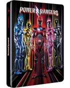 Power Rangers: Limited Edition (2017)(Blu-ray-UK)(SteelBook)