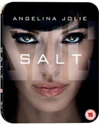 Salt: Limited Edition (Blu-ray-UK/DVD:PAL-UK)(SteelBook)