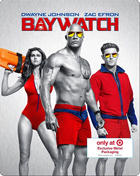 Baywatch: Extended Version: Limited Edition (2017)(Blu-ray/DVD)(SteelBook)