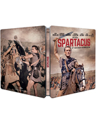 Spartacus: 55th Anniversary Restored Edition: Limited Edition (Blu-ray-IT)(SteelBook)