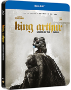 King Arthur: Legend Of The Sword: Limited Edition (Blu-ray-IT)(SteelBook)