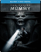 Mummy: Limited Edition (2017)(Blu-ray/DVD)(SteelBook)