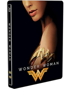 Wonder Woman: Limited Edition (2017)(Blu-ray-IT)(SteelBook)