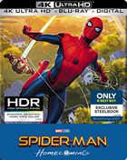 Spider-Man: Homecoming: Limited Edition (4K Ultra HD/Blu-ray)(SteelBook)
