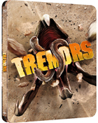 Tremors: Limited Edition (Blu-ray-UK)(SteelBook)