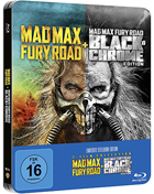 Mad Max: Fury Road: Black & Chrome Edition: Limited Edition (Blu-ray-GR)(SteelBook)