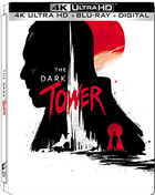 Dark Tower: Limited Edition (4K Ultra HD/Blu-ray)(SteelBook)