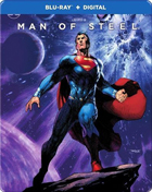 Man Of Steel: Limited Edition (Blu-ray)(SteelBook)