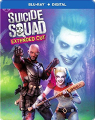 Suicide Squad: Extended Cut: Limited Edition (Blu-ray)(SteelBook)