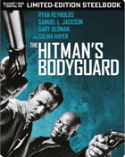 Hitman's Bodyguard: Limited Edition  (Blu-ray/DVD)(SteelBook)