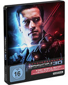 Terminator 2: Judgment Day: Limited Edition (Blu-ray 3D-GR/Blu-ray-GR)(SteelBook)