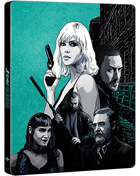Atomic Blonde: Limited Edition (Blu-ray-IT)(SteelBook)