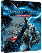 Batman v Superman: Dawn Of Justice: Ultimate Edition: Limited Edition (Blu-ray-IT)(SteelBook)