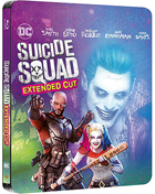 Suicide Squad: Extended Cut: Limited Edition (Blu-ray-IT)(SteelBook)