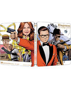 Kingsman: The Golden Circle: Limited Edition (4K Ultra HD/Blu-ray)(SteelBook)
