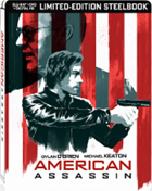 American Assassin: Limited Edition (Blu-ray/DVD)(SteelBook)