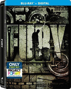 Fury: Limited Edition (2014)(Blu-ray)(SteelBook)(Pop Art Series)