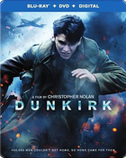Dunkirk: Limited Edition (Blu-ray/DVD)(SteelBook)