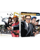 Kingsman: The Secret Service: Limited Edition (Blu-ray)(SteelBook)