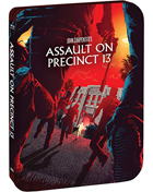 Assault On Precinct 13: Collector's Limited Edition (Blu-ray)(SteelBook)