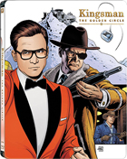 Kingsman: The Golden Circle: Limited Edition (Blu-ray-IT)(SteelBook)