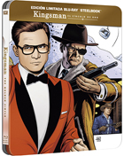 Kingsman: The Golden Circle: Limited Edition (Blu-ray-SP)(SteelBook)