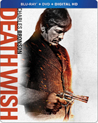 Death Wish (Blu-ray/DVD)(SteelBook)