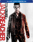 Jack Reacher (Blu-ray/DVD)(SteelBook)