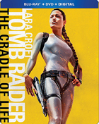Lara Croft: Tomb Raider: The Cradle Of Life (Blu-ray/DVD)(SteelBook)