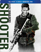 Shooter (Blu-ray/DVD)(SteelBook)