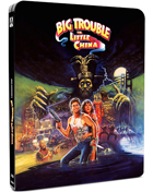Big Trouble In Little China: Limited Special Edition (Blu-ray-UK)(SteelBook)