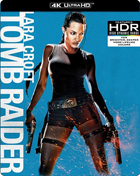 Lara Croft: Tomb Raider: Limited Edition (4K Ultra HD/Blu-ray)(SteelBook)